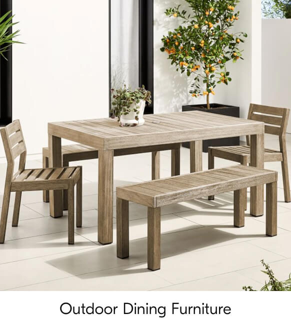 Shop Modern Outdoor Amp Garden Furniture Online West Elm Ksa